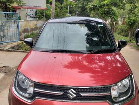 Maruti Suzuki Ignis 1.2 Amt Zeta, 2017, Petrol AT for sale