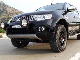 2012 Mitsubishi Pajero Sport MT for sale