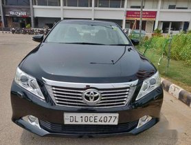 Toyota Camry 2.5L AT, 2013, Petrol for sale