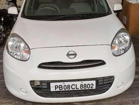 2014 Nissan Micra MT for sale at low price