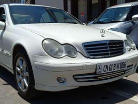 Used Mercedes Benz C-Class MT for sale