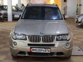 2010 BMW X3 AT for sale