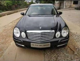 2007 Mercedes Benz E Class AT for sale