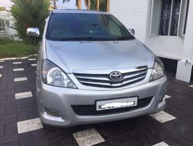 Used Toyota Innova AT for sale at low price