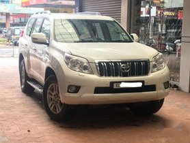 Used Toyota prado AT for sale car at low price