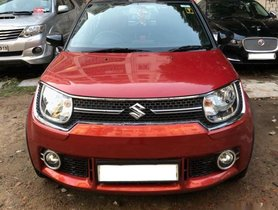 2017 Maruti Suzuki Ignis 1.2 Zeta MT for sale