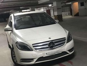 Mercedes-Benz B-Class B180 CDI, 2013, Diesel AT for sale