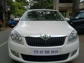 Skoda Rapid 1.5 TDI CR Elegance, 2012, Diesel MT for sale