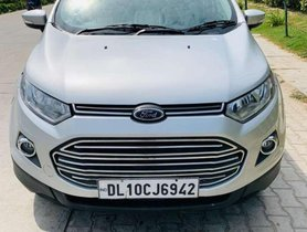 Ford EcoSport Titanium 1.5 Ti-VCT, 2017, Petrol AT for sale