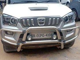 2016 Mahindra Scorpio MT for sale