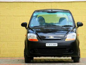 Chevrolet Spark LS 1.0, 2008, Petrol MT for sale