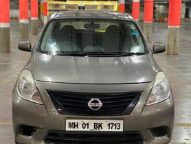 2013 Nissan Sunny Xe MT for sale at low price