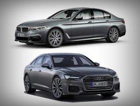 New Audi A6 Vs BMW 5-Series Comparison
