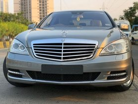 2010 Mercedes Benz S Class S 350 CDI AT 2005 2013 for sale