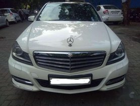 Mercedes-Benz C-Class 250 CDI Avantgarde, 2012, Diesel AT for sale