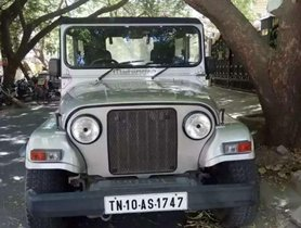 Mahindra Thar CRDE 4X4 BS IV, 2015, Diesel MT for sale