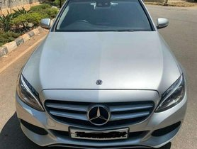 2016 Mercedes Benz C-Class AT for sale