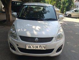 2014 Maruti Suzuki Swift Dzire VDI Diesel MT for sale in New Delhi