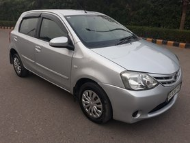 2014 Toyota Etios Liva Diesel MT for sale in New Delhi
