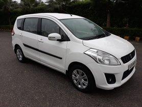 2014 Maruti Suzuki Ertiga VDI Deisel MT for sale in New Delhi