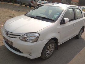 2012 Toyota Etios Liva G Petrol MT for sale in New Delhi
