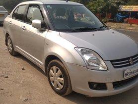 2010 Maruti Suzuki Dzire VXI Petrol MT for sale in Faridabad