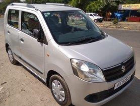 2012 Maruti Suzuki Wagon R LXI Petrol CNG MT for sale in Faridabad