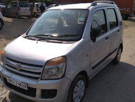 2007 Maruti Suzuki Wagon R LXI Petrol CNG for sale in Faridabad