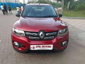 Renault Kwid 1.0 RXT EDITION, 2016, Petrol MT for sale