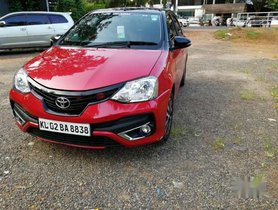 Toyota Etios Liva VXD 2017 MT for sale