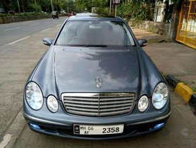 2006 Mercedes Benz E Class AT for sale