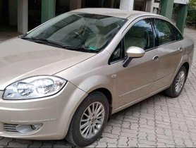 Fiat Linea Emotion Pack 2010 MT for sale