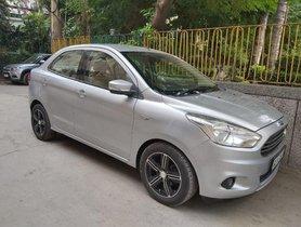 Used Ford Aspire Titanium MT car at low price