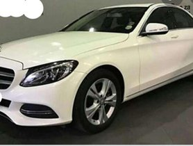 Used Mercedes Benz C-Class C 220 CDI Avantgarde 2017 AT for sale