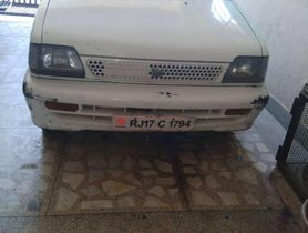 2003 Maruti Suzuki 800 MT for sale at low price