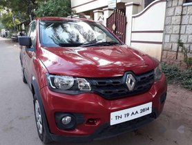 Renault Kwid RXT, 2016, Petrol MT for sale