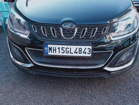 Used Mahindra Marazzo M6 AT for sale at low price