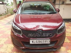 2018 Mahindra Marazzo MT for sale