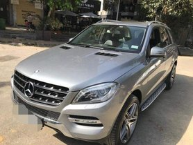 Mercedes Benz M Class AT 2014 for sale