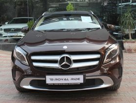Used 2015 Mercedes Benz GLA Class AT for sale