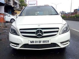 Used Mercedes Benz B Class B180 2012 AT for sale