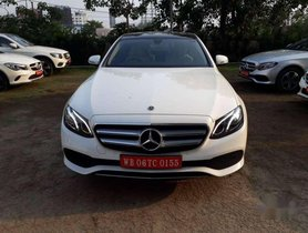 Used 2019 Mercedes Benz E Class AT for sale