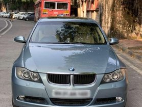 BMW 3 Series 320i, 2008, Petrol AT for sale