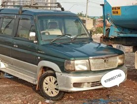 Used Toyota Qualis MT for sale at low price