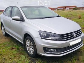 Volkswagen Vento Highline Diesel AT, 2016, Diesel for sale
