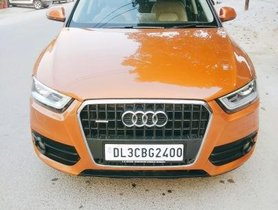 2012 Audi Q3 AT 2012-2015 for sale