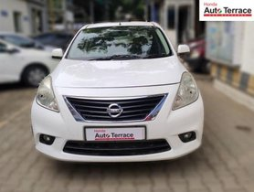2013 Nissan Sunny Diesel XV MT 2011-2014 for sale