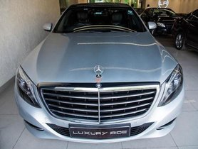 2015 Mercedes Benz S Class S 350 CDI AT for sale at low price