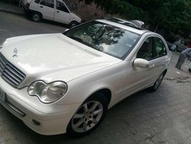 Mercedes Benz C-Class 2007 MT for sale
