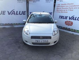 Fiat Grand Punto Active 1.2, 2014, Petrol MT for sale